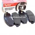 NEXT Колодки тормозные Г-3302 NEXT задние дисков.тормоза (4,6т) с 2017 ADR 024321