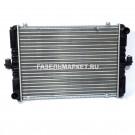 Радиатор охлаждения ГАЗ-3302(мед.)2-ряд.(Иран) до 99 г.