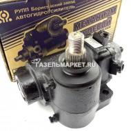 Рулевой механизм ГУР ГАЗ-3302 (Борисов)