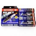 Свечи BRISK (дв.402) под газ
