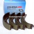 Колодки тормознные ГАЗ-3302 задние (CAMPAR)(к-т)