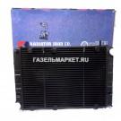 Радиатор охлаждения ГАЗ-3110 (мед.) 2-ряд.(Иран)