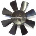 Вентилятор ГАЗ-3302 пласм.желт 8 лопастей