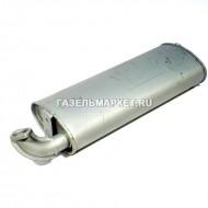 Глушитель ГАЗ-2410,31029,3102 (Баксан)