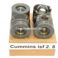 CUMMINS Поршни ISF 2.8 (4 шт.)