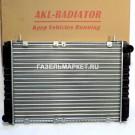 Радиатор охлаждения ГАЗ-3110 (AL) 3-ряд.