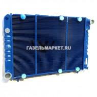 Радиатор охлаждения ГАЗ-3110 (мед.) 3-ряд.(Оренбург)