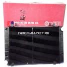 Радиатор охлаждения ГАЗ-3302(мед.)3-ряд.(Иран) штыри