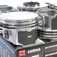 NEXT Поршни ремонтные дв.A274 EvoTech D97.0 с кольцами и пальцами ZEMES (к-т)