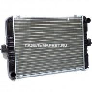 Радиатор охлаждения ГАЗ-3302 (AL) 3-ряд.до 99 г.