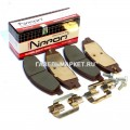 NEXT Колодки тормозные Г-3302 NEXT передние(NIPPON)