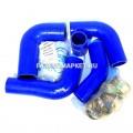 Патрубки радиатора Г-3302 (дв.406) силикон 5 шт