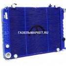 Радиатор охлаждения ГАЗ-3302(мед.)3-ряд.(Оренбург) штыр.
