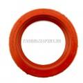 Сальник передней ступицы ГАЗ-2410 (52*72*10) (красный)