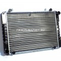 Радиатор охлаждения ГАЗ-3302(AL)2-ряд.(Прамо) штыри