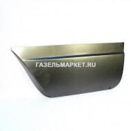Рем.часть(накладка) передней двери ГАЗ-3302 лев.