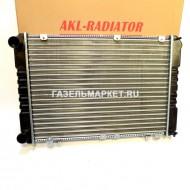 КРАЙСЛЕР Радиатор охлаждения ГАЗ-3302 (AL) 3-ряд.