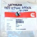CUMMINS Болт заглушка пер.крышки ISF 2.8